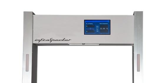 InfraSpector S70 - sensor based thermal inspection