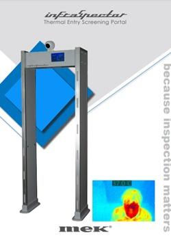 InfraSpector thermal entry portals brochure